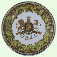 The Royal Collection © The Royal Oak Plate