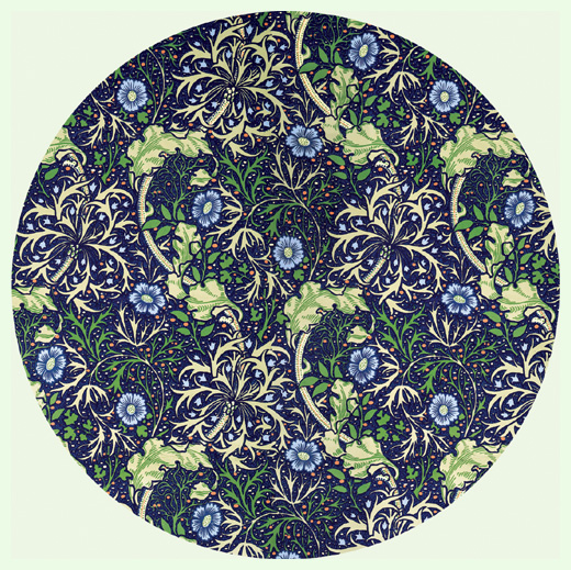 William Morris Gallery - Seaweed Plate